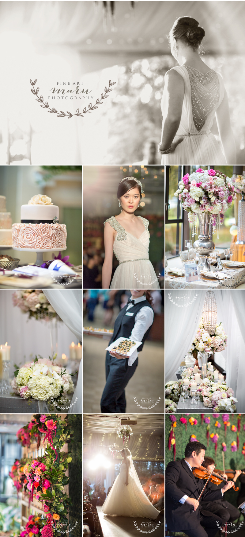 vancouver wedding shows | brockhouse wedding show | dreamgroup productions | maru photography