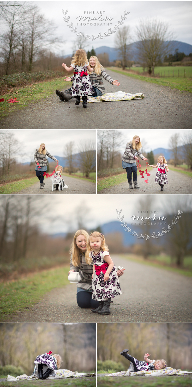 valentine's day children's styled photoshoot | maru photography | vancouver lifestyle photography