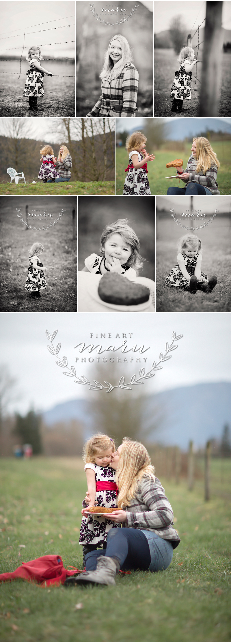 tea for two styled photoshoot | children's photography | vancouver fine art lifestyle photographer