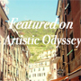 featured on artistic odyssey